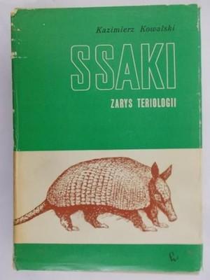 Kowalski Kazimierz - Ssaki. Zarys teriologii - 6853927383 - oficjalne  archiwum Allegro
