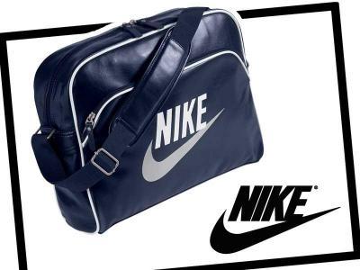 8ac31174c0091 Torba sportowa Nike torebka reporterka A4 torba - 5011685292 ...
