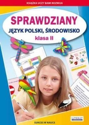 Sprawdziany. Język polski, środowisko klasa 2