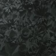 TAPETA BN 17342 3D CZARNA GRAFITOWA AWANGARDA 3D