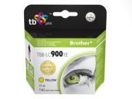 Tusz TBB-LC900YE (Brother LC900) ŻÓŁTY 100%
