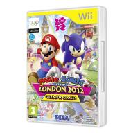 MARIO & SONIC AT THE LONDON 2012 NOWA !!! Wii