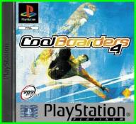 GRA PlayStation / COOL BOARDERS 4 STAN BDB