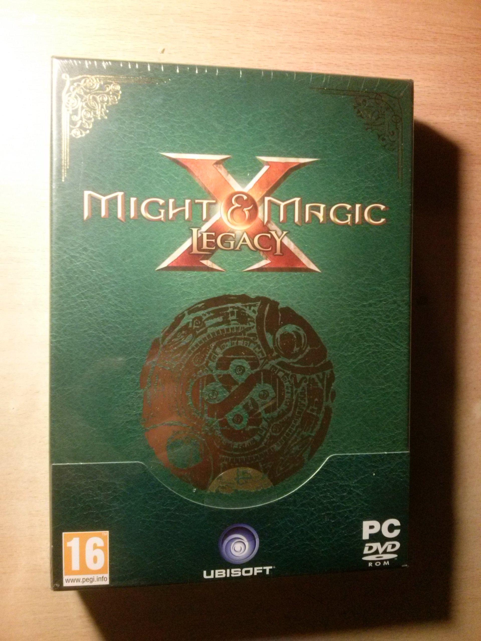 Might & Magic X: Legacy edycja delux na PC