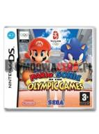 Mario & Sonic at the Olympic Games [DS] sport