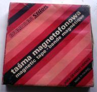 Taśma magnetofonowa CHEMITEX STILON Gorzów-używana