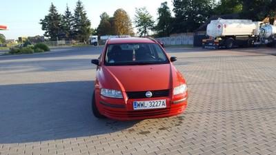 Fiat Stilo 1.8 benzyna+gaz 2003r