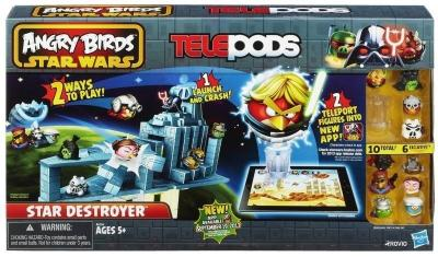 Angry Birds Star Wars Telepods Gwiezdny Krazownik 5291096278 Oficjalne Archiwum Allegro