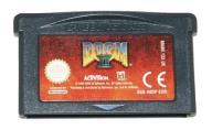 DOOM II gra na konsole Nintendo Game boy Advance
