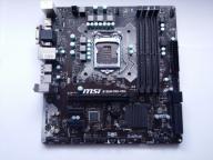 MSI B150M PRO-VDH, B150, DDR4, SATA3, USB 3.1, mAT