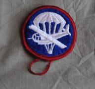 nowa naszywka U.S. ARMY Paraglider Enlisted Class
