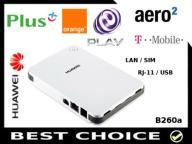 Router 3G Wifi Huawei B260a/karta sim/lan/ OKAZJA!