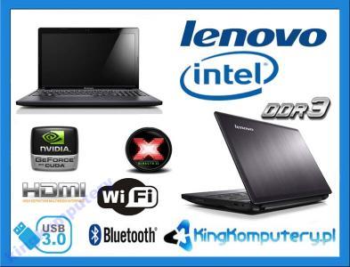 Lenovo Z580 i7-3632 3,2GHz 4GB 1TB GT635-2GB USB3