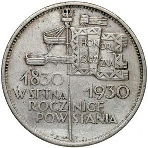 1203. 10zł 1930 Sztandar, st.3/3-