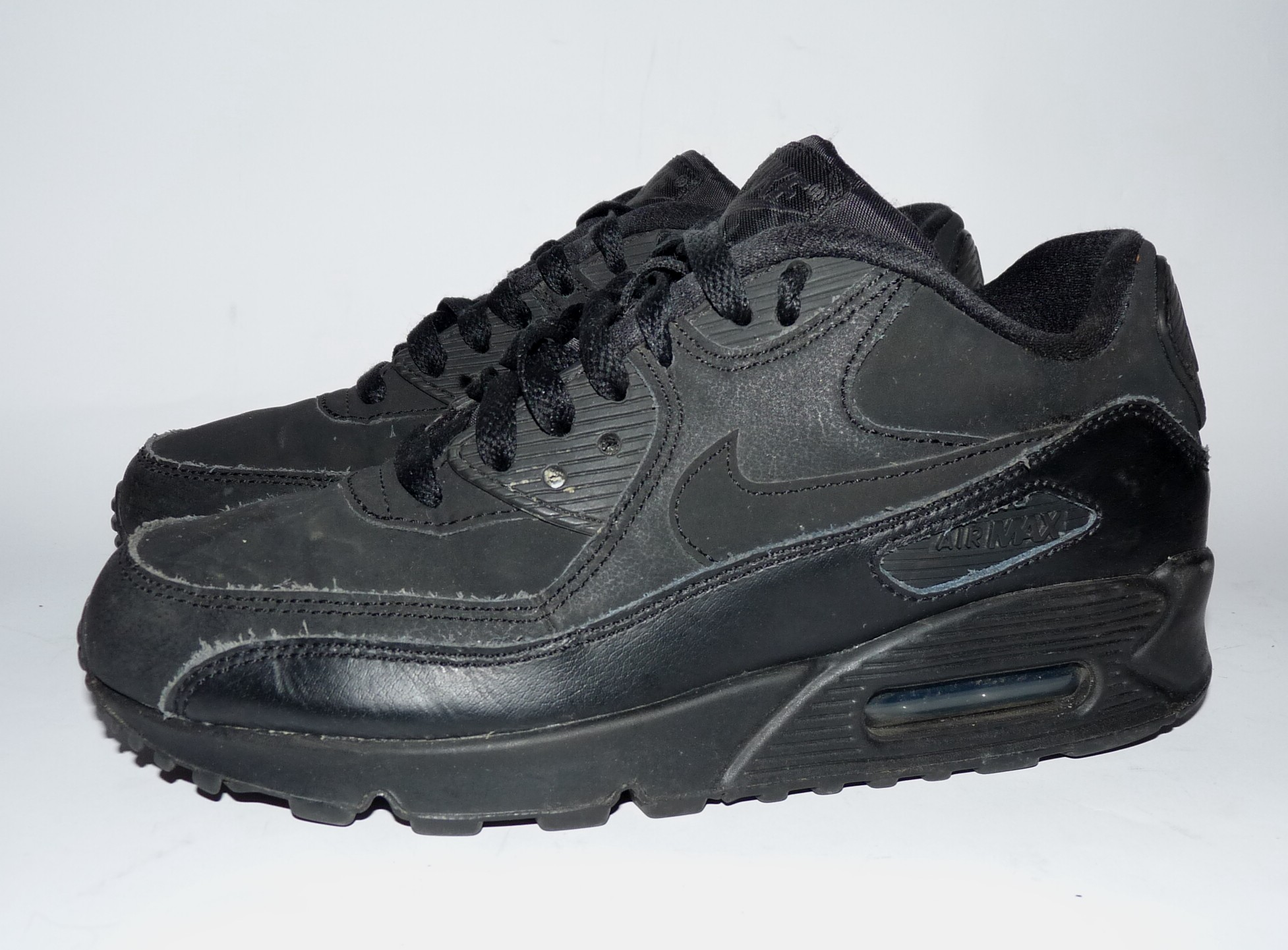 buty damskie nike air max czarne allegro