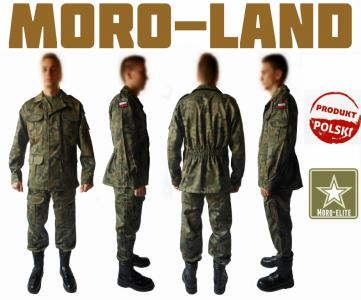 Mundur Wojskowy Polowy Us18 Wz 93 Nowy 120 186 105 4978072624 Oficjalne Archiwum Allegro