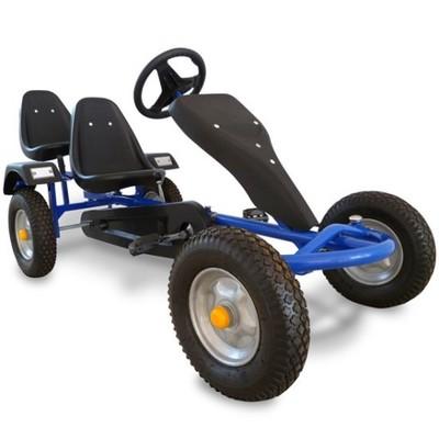 Pojazd 4 Kolowy Rower Gokart 2 Osobowy Na Pedaly 6914980721 Oficjalne Archiwum Allegro
