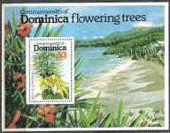 DOMINIKA Drzewo perfumowe kwiaty Mi:B58**