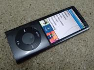 mp3 mp4 Apple iPod nano 5th Gen 8GB czarny A1320