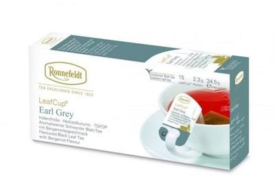 Herbata Ronnefeldt Earl Grey 15 torebek