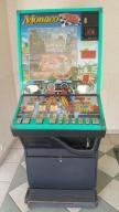 automat do gier , OWOCÓWKA , maszyna gra MONACO