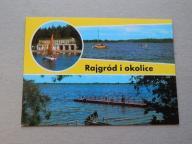 Rajgród i okolice jezioro KAW 91