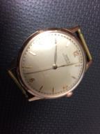 Złoty zegarek DOXA pr. 585