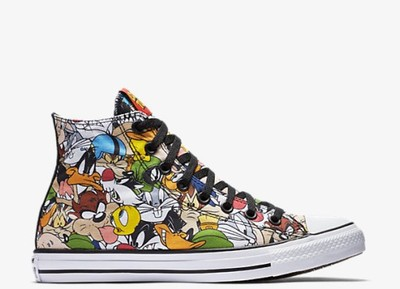 CONVERSE ALL STAR HI LOONEY TUNES roz.42 Z USA