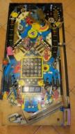 PLAYFIELD - BLAT OD FLIPPERA BALLY ,,PAC-MAN ''