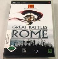 GRA NA PSP GREAT BATTLES OF ROME