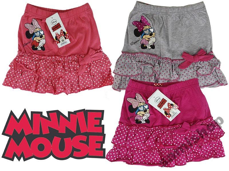 Spódniczka roz.80 86 Myszka Minnie Disney spódnica George
