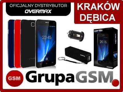 Smartfon OVERMAX Vertis EXPI 4510 Dual +1GB 2kolor