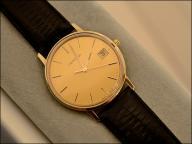 Złoty zegarek CERTINA 18K za 1/2 ceny z gwarancją