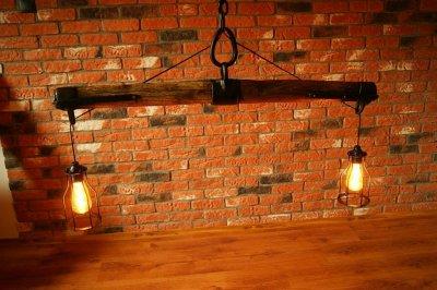 LAMPA OLDSCHOOL LOFT