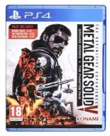 Gra PS4 Metal Gear Solid V Definitive Edition