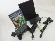 SONY PLAYSTATION 2 PS2 SLIM PAD KABLE MEMORY GRA