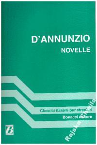 Novelle D'Annunzio  Italiano włoski NOWA WYPRZEDAŻ