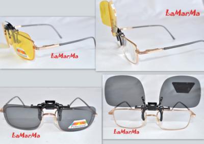 Nakładki polaryzacyjne na okulary korekcyjne hit!! Zdjęcie