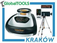 LASERLINER NIWELATOR LASEROWY AUTO SMART LASER SET