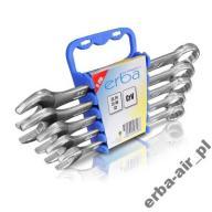 Komplet Kluczy Płasko Oczkowych 22-32 CV 06108