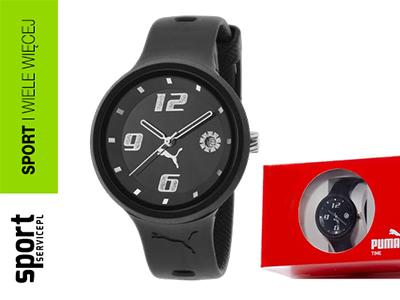 zegarek puma czarny damski