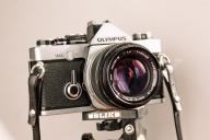 Olympus OM-2n OM Zuiko 50mm f/1,4