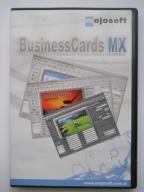 Program wizytówki - BusinessCards MX mojosoft