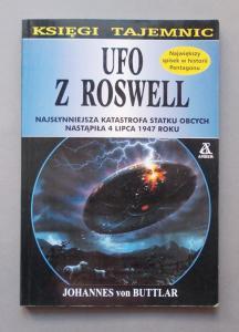 UFO Z ROSWELL - Johannes von Buttlar