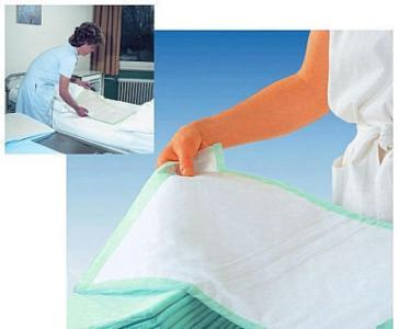 Podkłady Higieniczne Na łóżko 60x60cm 25szt Hurt