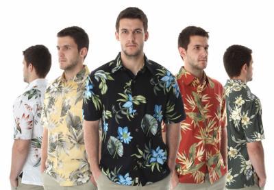 Koszula hawajska ala Cejrowski, 5 wzorów, S XXL 4308265067  wiY4R
