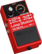 Efekt gitary Loop-Pedal BOSS RC-1