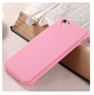 Apple iphone 5 5S SE case etui różowy pink candy