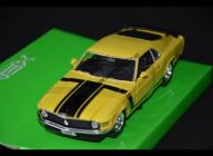 WELLY 1:24 METALOWY FORD MUSTANG BOSS 302 1970