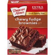DUNCAN HINES z USA brownie ciasto w proszku 520g